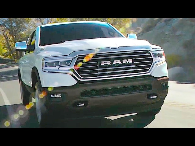 2019 Ram Laramie Longhorn Review Luxury Benchmark Upscale Pickup Trucks Ram 2019