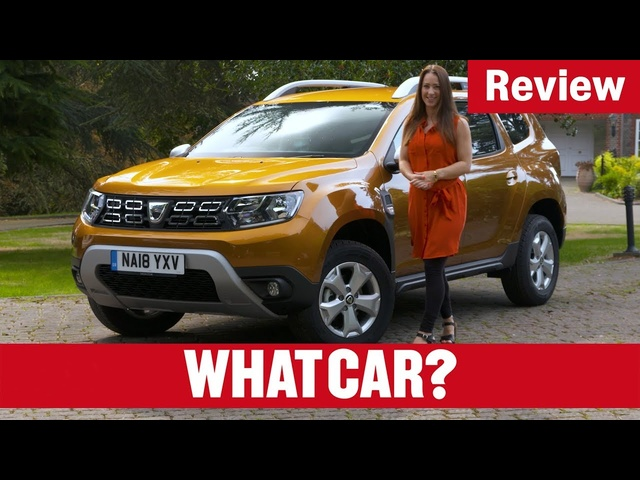 2019 Dacia Duster SUV review – the best family SUV for a tight budget? | What Car?
