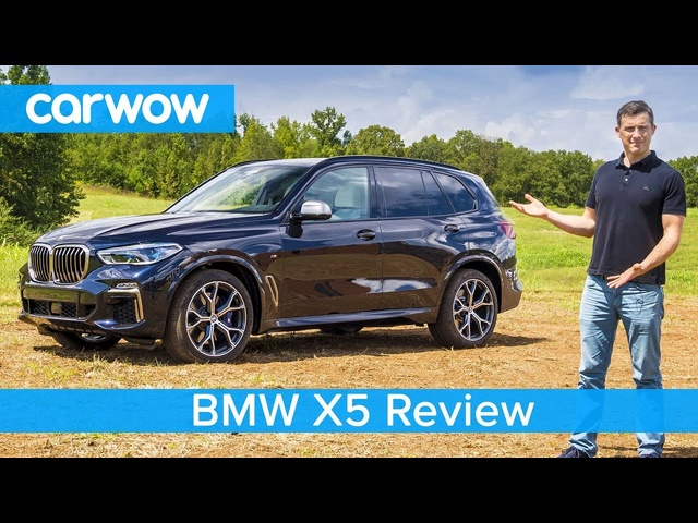 All-new BMW X5 SUV 2019 REVIEW - see why it's the best all-round BMW!