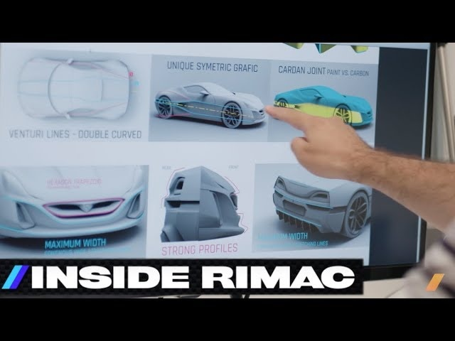 Designing the Rimac Concept One [Part 2] -- /INSIDE RIMAC