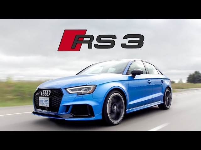 2018 <em>Audi</em> RS3 Review - The Best Hot Hatch... That Isn't a Hatch