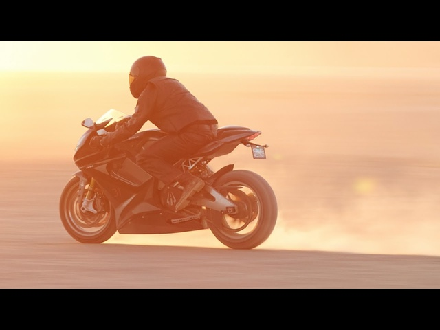 Worlds Fastest Electric Superbike 218 MPH! Lightning LS-218 Superbike Amazing World First