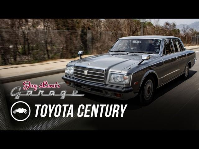1993 Toyota Century -Jay Leno's Garage