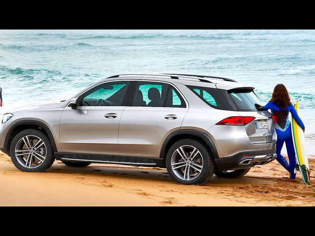 2019 Mercedes GLE Commercial All New World Premiere Video Mercedes Paris Motor Show