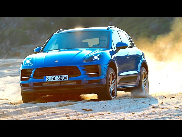 2019 Porsche Macan Video World Premiere Sports Car SUV CARJAM TV HD