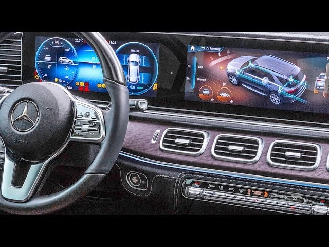 New Mercedes GLE One Key KILLER Feature Review Video In Detail World Premiere New Mercedes SUV