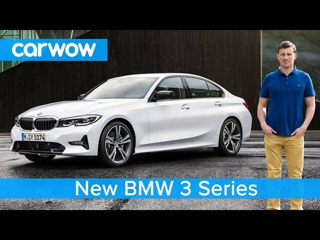 All-new BMW 3 Series 2019 - see why it's the most high tech BMW ever!