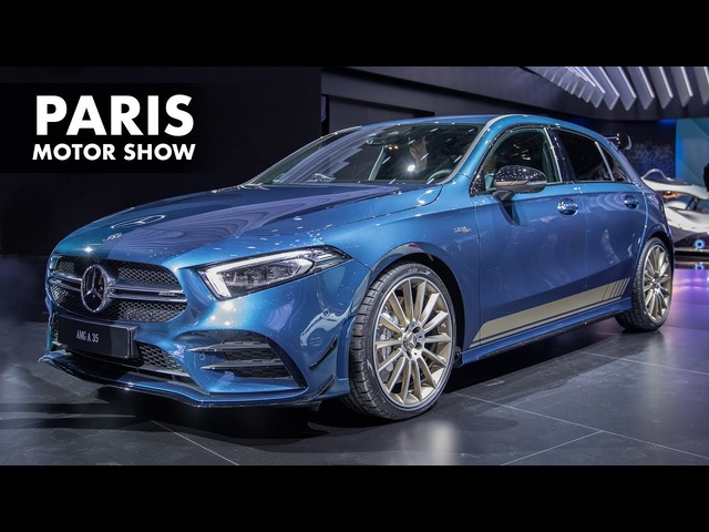 Mercedes-AMG A35: Better Than An Audi S3? - Carfection