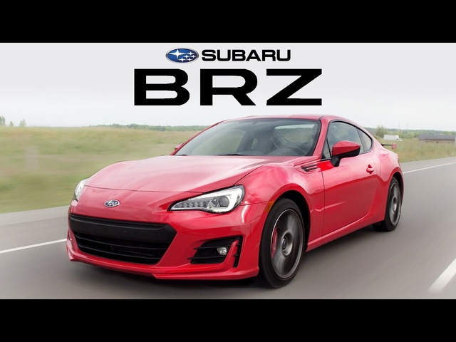 2018 Subaru BRZ Review - <em>Porsche</em> on a Budget