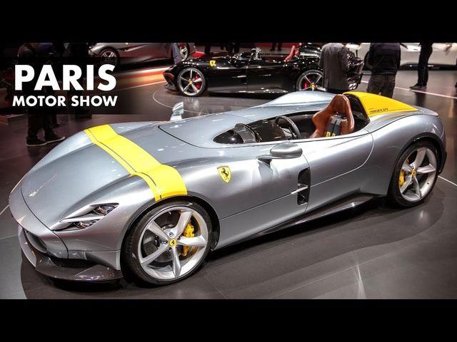 Ferrari Monza SP1: Maranello's Most Beautiful Road Car? -Carfection