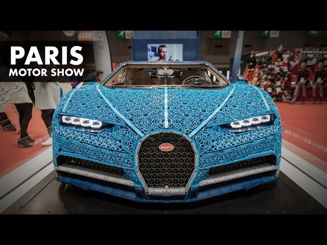 Drivable LEGO <em>Bugatti</em> Chiron: The Ultimate LEGO Technic Model? - Carfection
