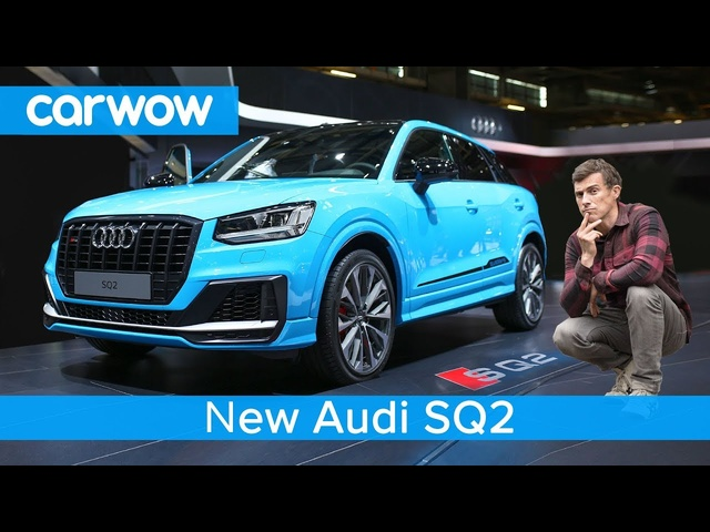 New <em>Audi</em> SQ2 2019 - see why it's the SUV version of the S3 and Golf R