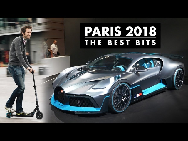 Paris Motor Show 2018: EVERYTHING You Need To Know With Henry Catchpole -Carfection