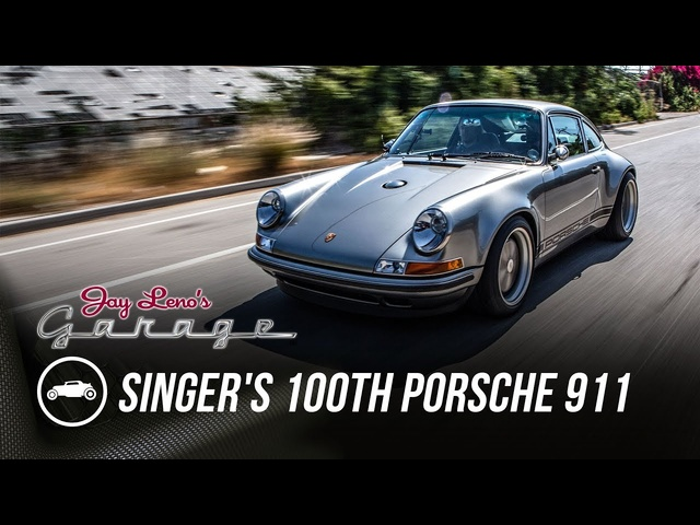 Singer's 100th Porsche 911 Restoration - Jay Leno's Garage