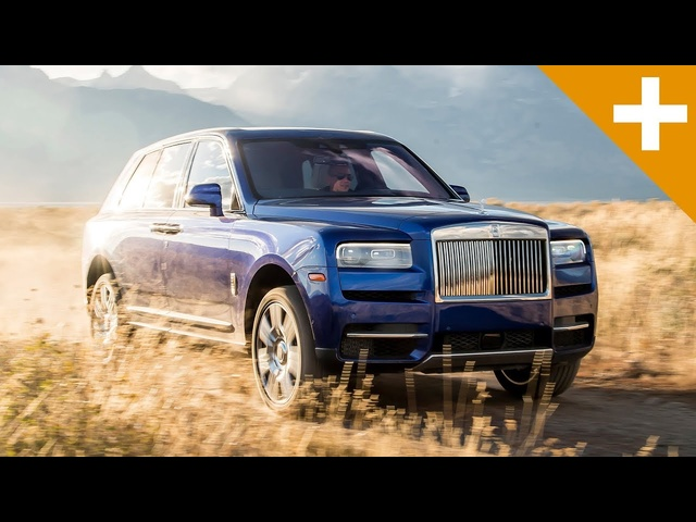 Rolls-Royce Cullinan SUV: First Driving Impressions - Carfection +