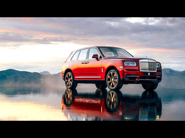Only Rolls Royce Has A Viewing Platform Video Luxury Lifestyle Moment Rolls Royce Bespoke Options