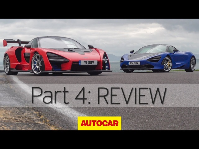 <em>McLaren</em> Senna vs 720S | Part 4: Review | Autocar