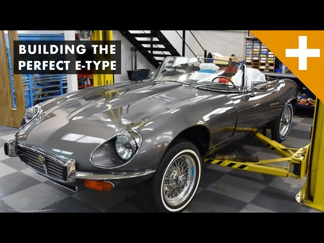 Jaguar E-Type Restomod : Classic Car To Modern Masterpiece - Carfection +
