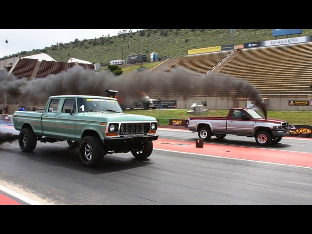 Diesel Power Challenge 2018 | Part 3 – 1/4-Mile Drag Race