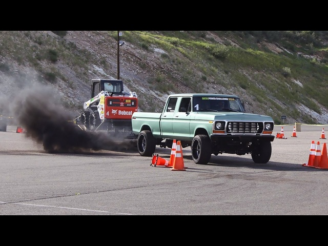 Diesel Power Challenge 2018 | Part 4 – Cone Course