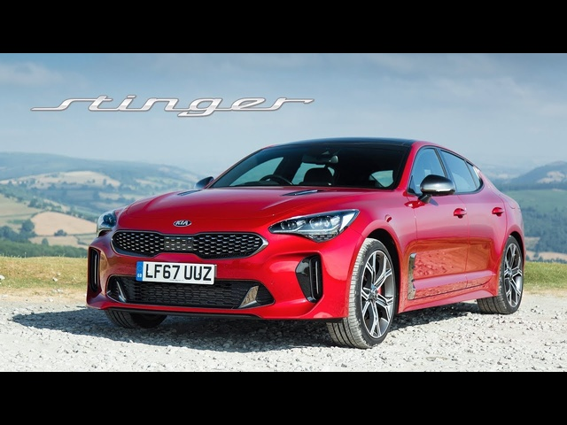 COMING SOON Kia Stinger GTS: Road Review - Carfection (4K)