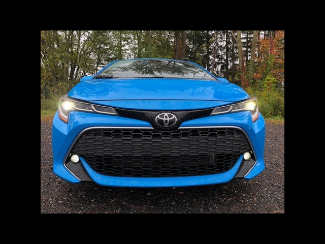 2019 <em>Toyota</em> Corolla Hatchback | Finally Getting Its Due | TestDriveNow