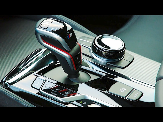 BMW M5 Competition INTERIOR Flagship M5 Driving Video 2019 BMW M5 INTERIOR Video