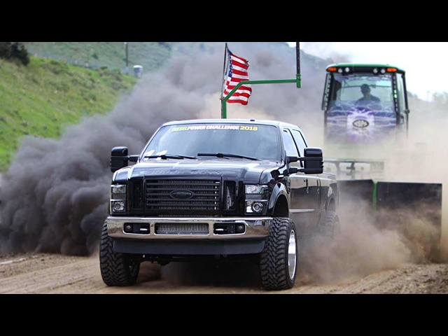 Diesel Power Challenge 2018 | Part 5 – Sled Pull and Awards Banquet
