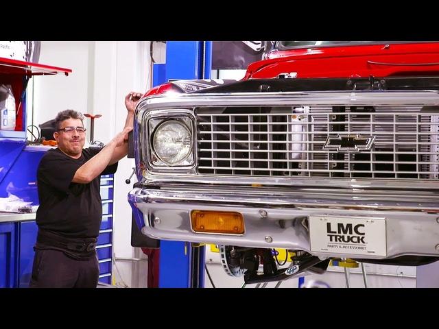 Classic Trucks Week to Wicked – LMC C-10 Day 4