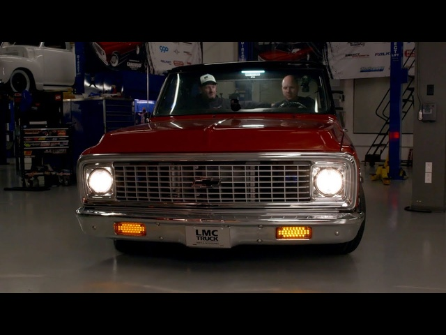 Classic Trucks Week to Wicked – LMC C-10 Day 5