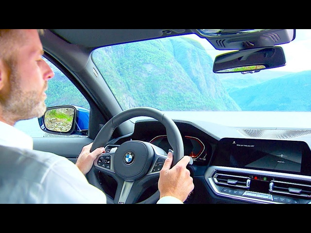 New BMW 3 Series INTERIOR G20 + Digital Assistant Demo Video 2019 New BMW M340i INTERIOR Video