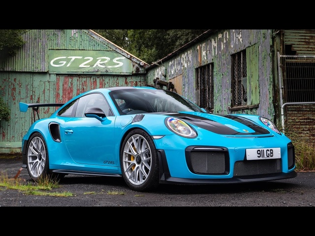 <em>Porsche</em> 911 GT2 RS: The Ultimate Road Review - Carfection (4K)