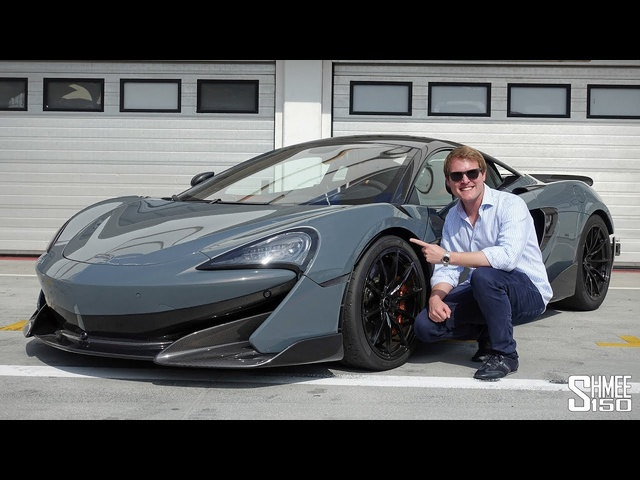 THIS is the New <em>McLaren</em> 600LT! | TRACK TEST