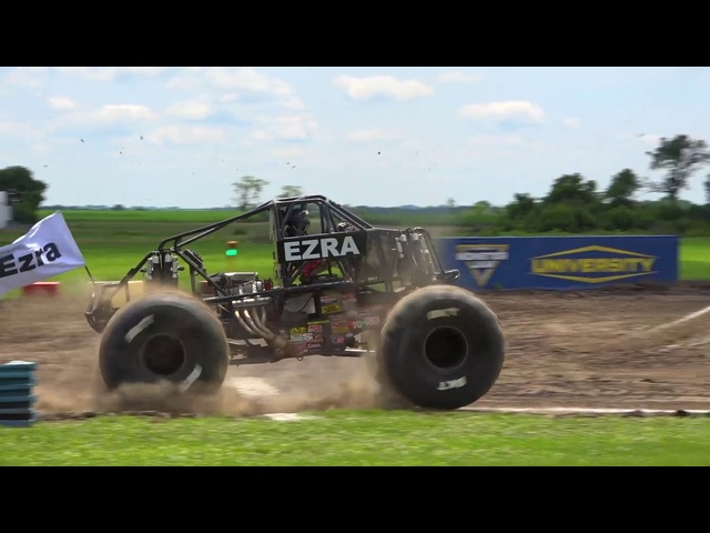 At Monster Jam University, You Learn How to Get Big Air in 1500-HP Trucks