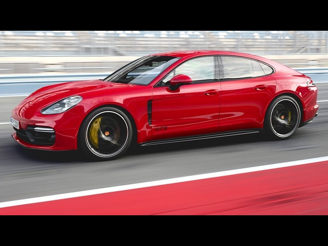 New Porsche Panamera GTS Sport Turismo World Premiere 2019 Commercial Porsche GTS Video CARJAM TV