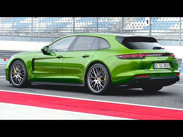 <em>Porsche</em> Panamera Sport Turismo GTS Vs New GTS World Premiere 2019 CARJAM TV
