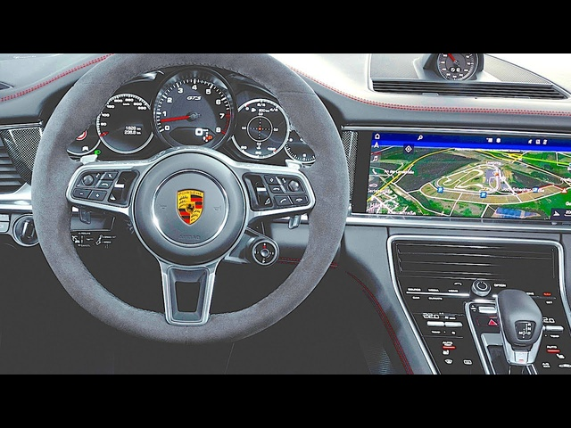 New Porsche Panamera GTS INTERIOR Video + Sport Turismo GTS INTERIOR 2019 Porsche GTS INTERIOR Video