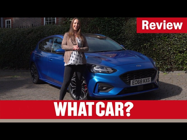 2019 <em>Ford</em> Focus review – The best handling family car? | What Car?