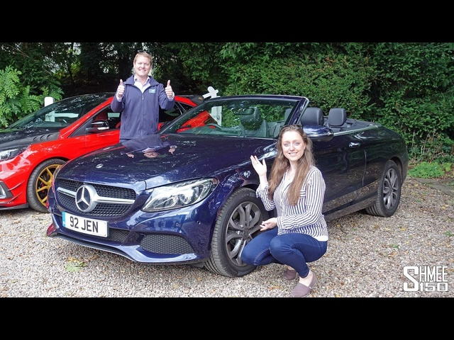 My Sister's Mercedes C Class - 1 Year Update!