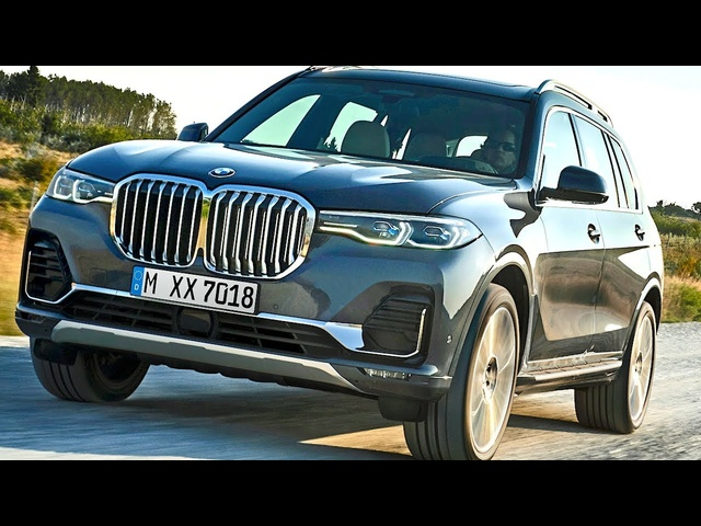 BMW's Biggest Ever SUV! 2019 BMW X7 SUV On Sale Now First TV Commercial New BMW SUV CARJAM