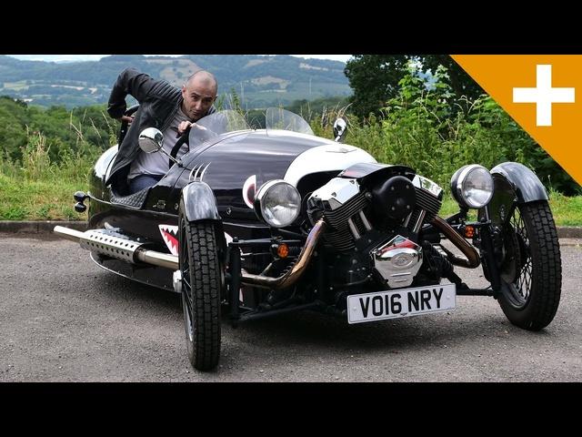 Alex Goy And His Morgan 3 Wheeler - Carfection +