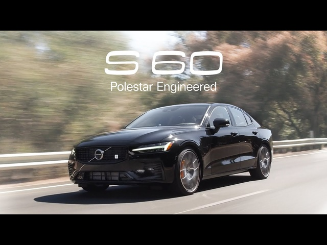 2020 <em>Volvo</em> S60 Polestar Engineered Review - Twincharged Hybrid Performance