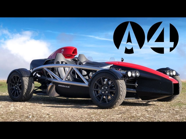 NEW 2019 Ariel Atom 4: Road Review - Carfection