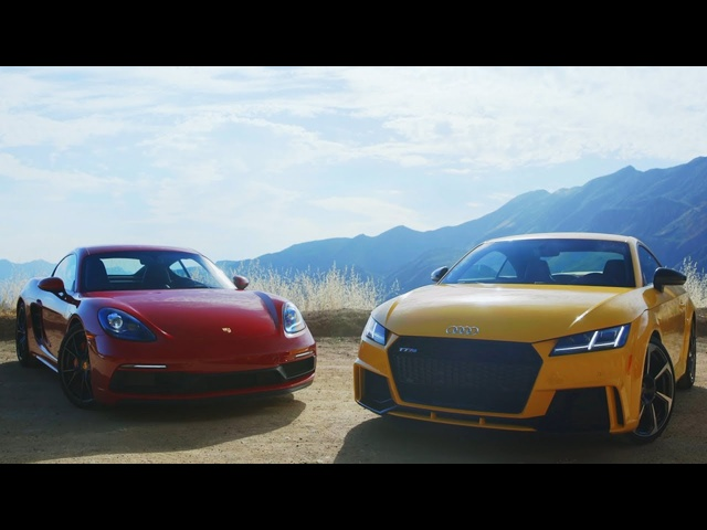 Legitimately In It: <em>Audi</em> TT RS — Head 2 Head Preview Ep. 106