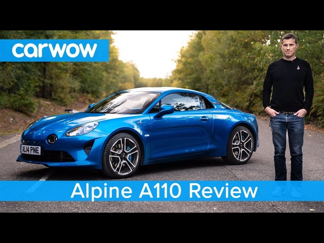 Alpine A110 2019 in-depth review - better than a <em>Porsche</em> Cayman or Audi TT RS?