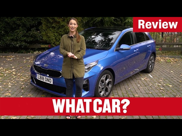 2018 Kia Ceed review – can the new Ceed topple the family car class leaders? | What Car?