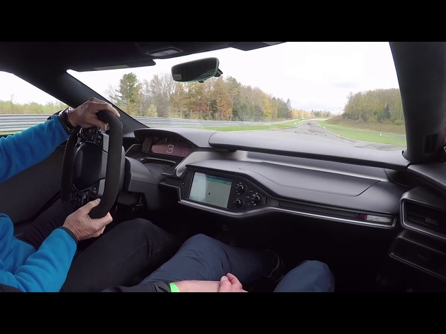 Ford GT | Hot Lap at Monticello | TestDriveNow