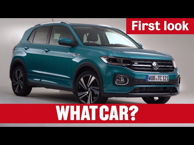 2019 Volkswagen T-Cross small SUV revealed – five things you need to know | What Car?