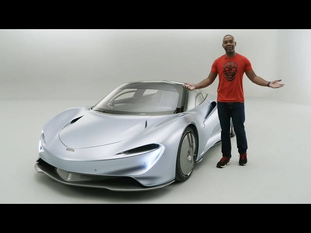 McLaren Speedtail: Global Reveal - Carfection (4K)