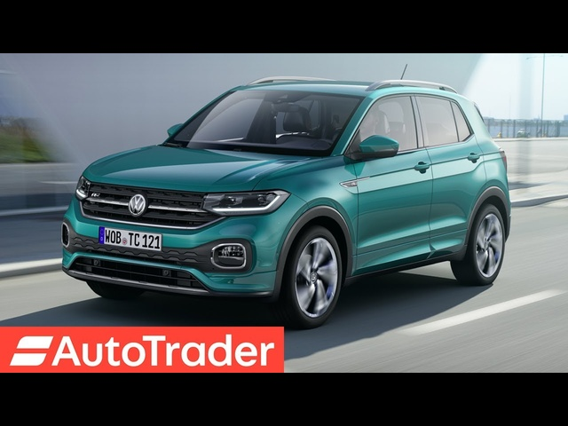 FIRST LOOK: 2019 <em>Volkswagen</em> T-Cross SUV, the Nissan Juke and Kia Stonic rival